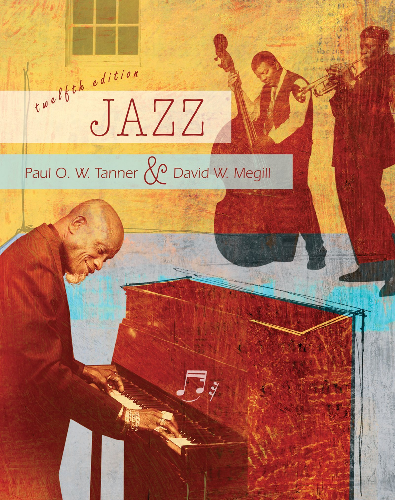 Audio CD Set (4 disk set) for use with Jazz