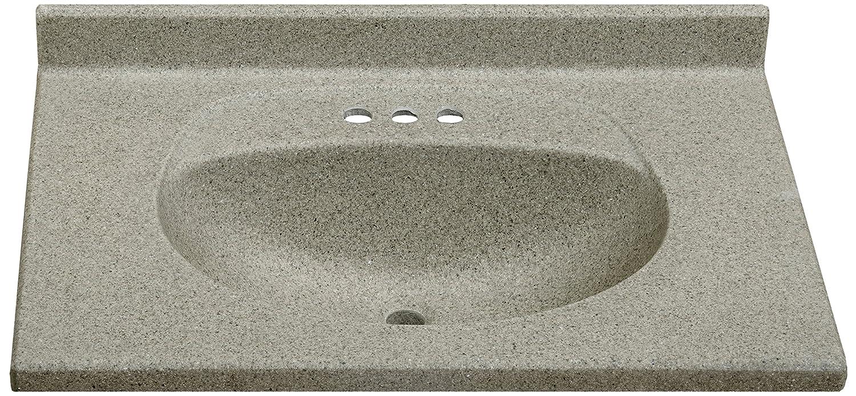22 inch wide bathroom vanity - Imperial Fb3122capss Olympic Oval Bowl Bathroom Vanity Top 31 Inch Wide By 22 Inch Deep Cappuccino Matte Finish Vanity Sinks Amazon Com