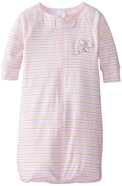 Spasilk Baby Girls' Newborn Sleeping Bag Sack Pink Butterfly O/S (21lbs) Layette Spasilk SB A1S