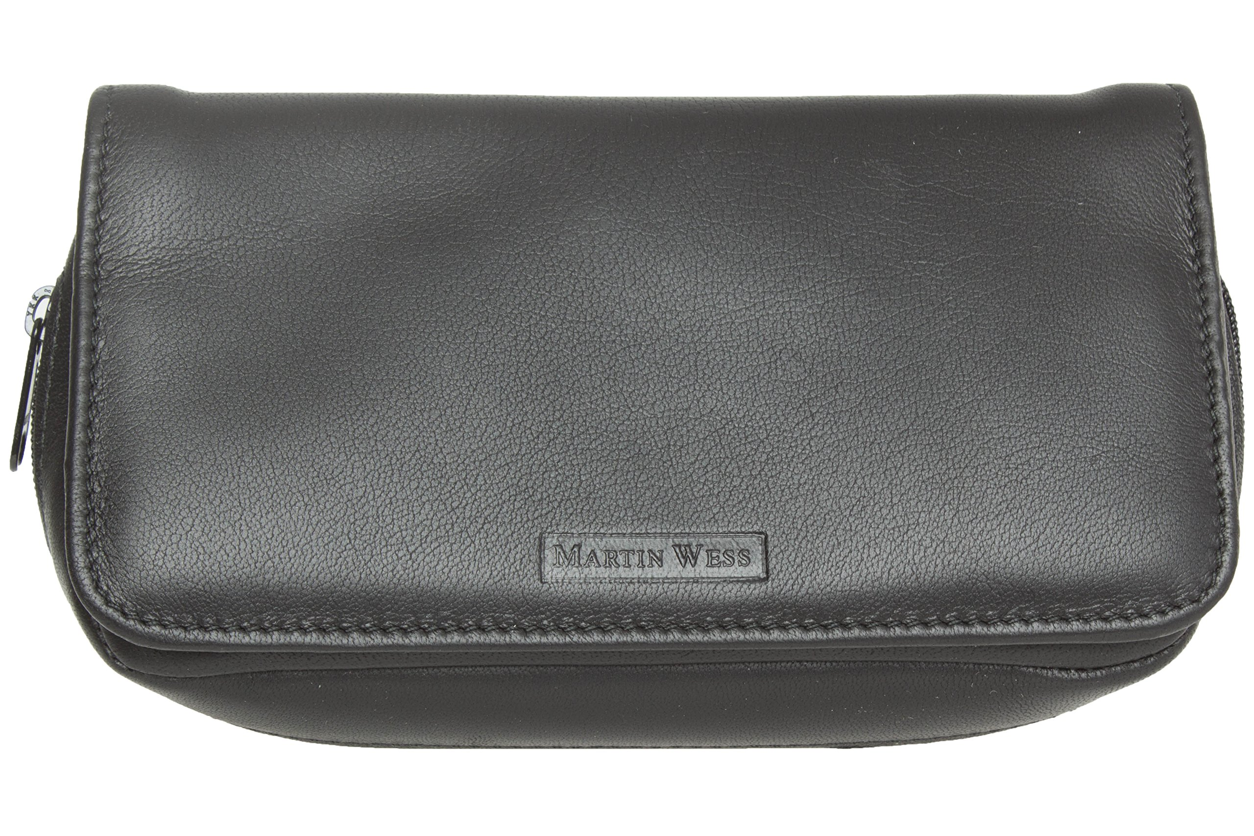 Martin Wess Lea 2 Pipe Combo Pouch - K28