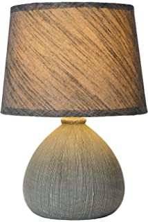 Lampe Lucide 475078136 TableCéramiqueE2760 De Ramzi WGris ED2I9WH