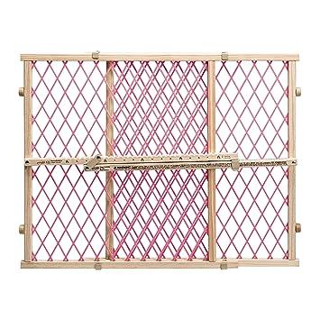 Amazon Evenflo Position And Lock Doorway Gate Pink Baby