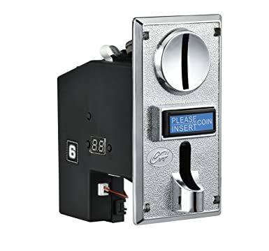 Selector de monedas Sintron (CH926)y controlador de tiempo por