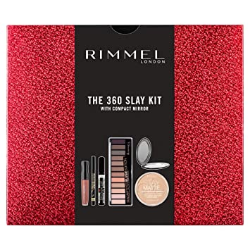 54151c7e960 Rimmel The 360 Slay Kit Gift Set (includes Stay Matte Powder, Stay Matte  Liquid