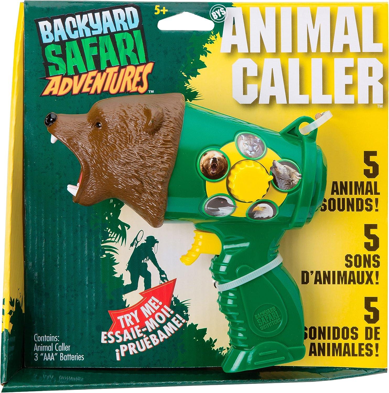 Backyard Safari 0T2470606TL Imitatore del Verso degli Animali