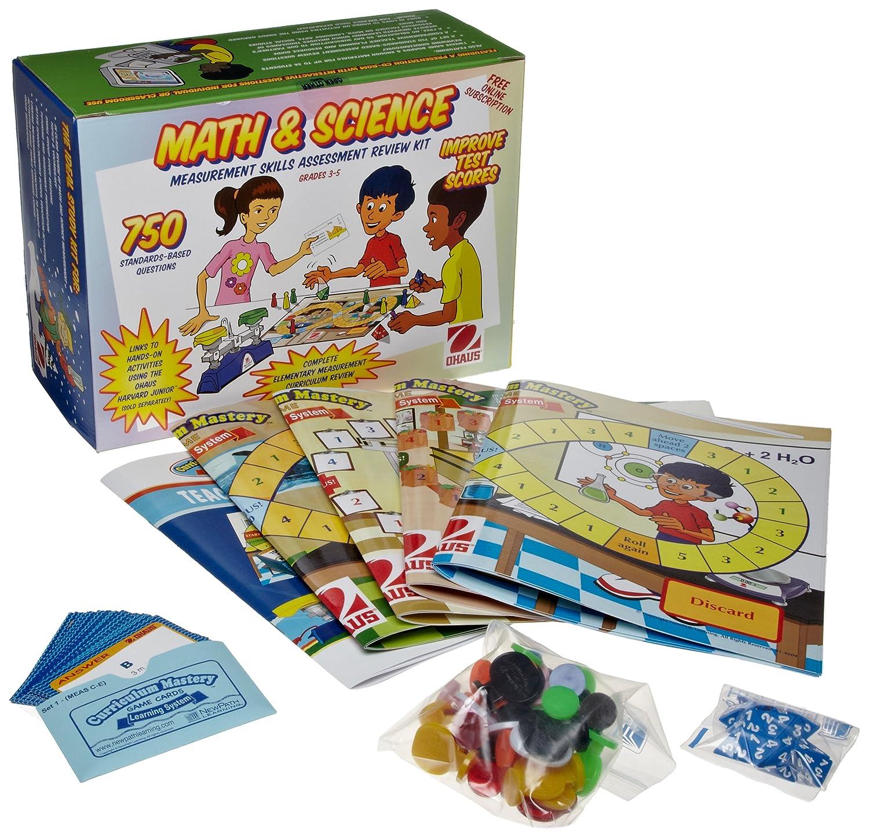 Ohaus B0051WKMKK Measurement & Skills Measurement Skills Learning Game B0051WKMKK, グランヴァン:fe6c264d --- loveszsator.hu