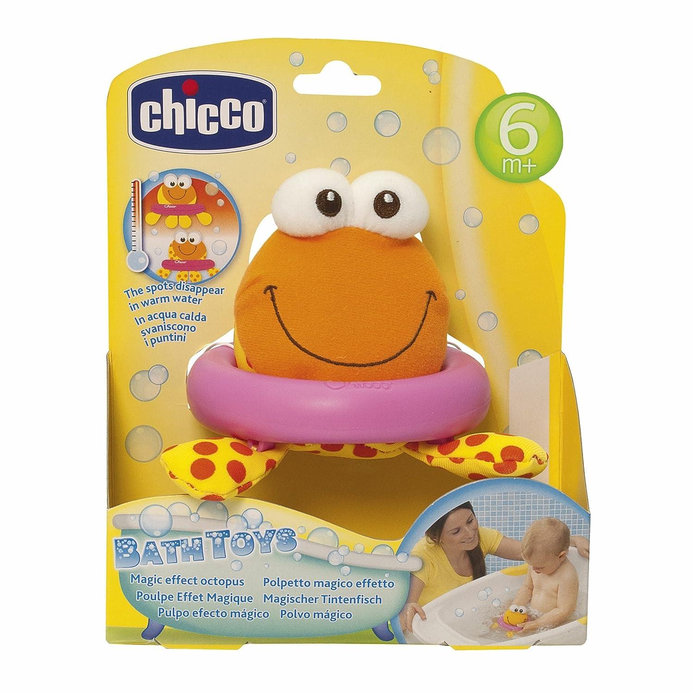 Chicco Crab Bath Toy 05185 Bagnetto Gioco Acquatico Prima Infanzia Giocattolo 530 8003670824282 Multicolore