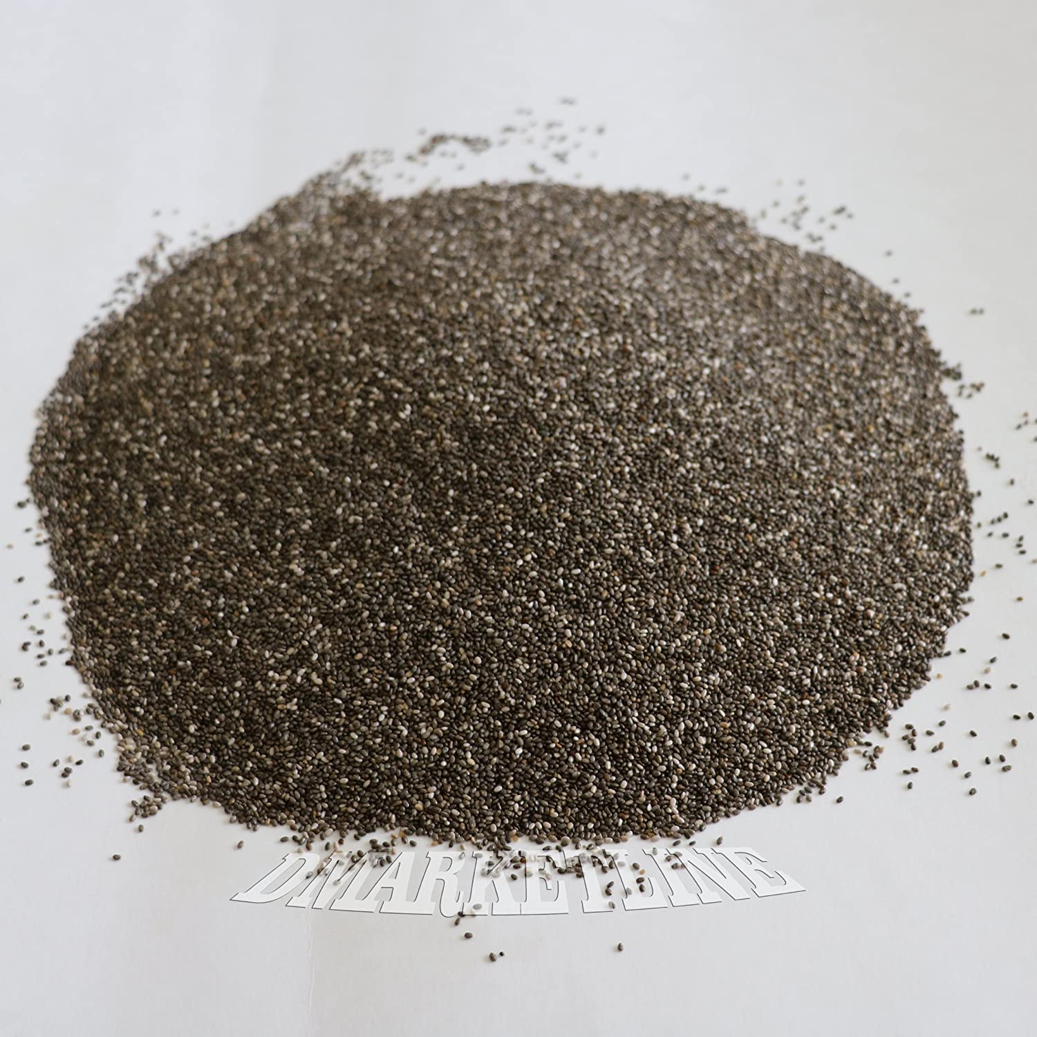 100% GROWN ORGANIC PURE PREMIUM BLACK CHIA SEEDS BULK VEGAN GLUTAN-FREE nonGMO (5 Lb): Amazon.com: Grocery & Gourmet Food