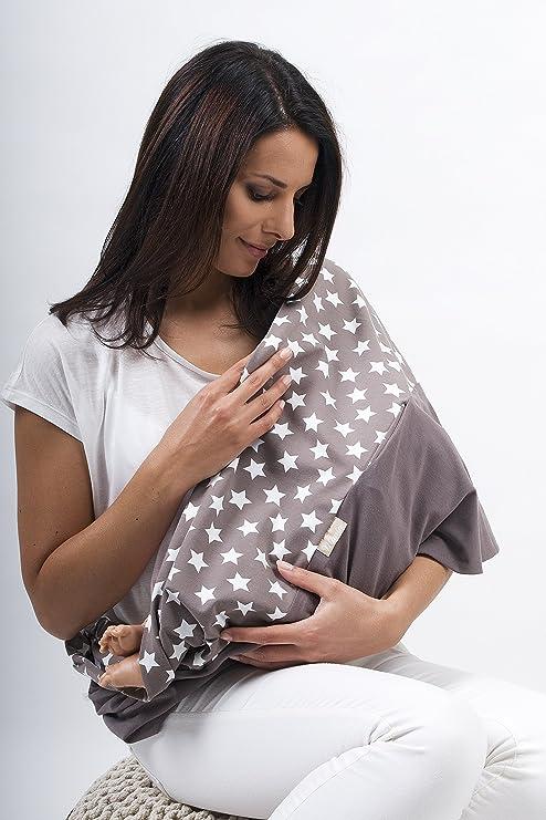 Boutique en ligne 786e8 d7ba7 Mania bufanda para lactancia