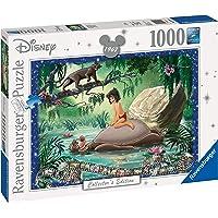 Ravensburger 197446 Puzzel Disney Jungle Book - Legpuzzel - 1000 Stukjes