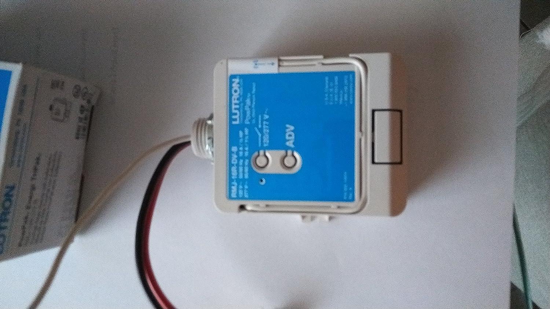 Amazon.com: Lutron RMJ-16R-DV-B Relay Module: Home Improvement