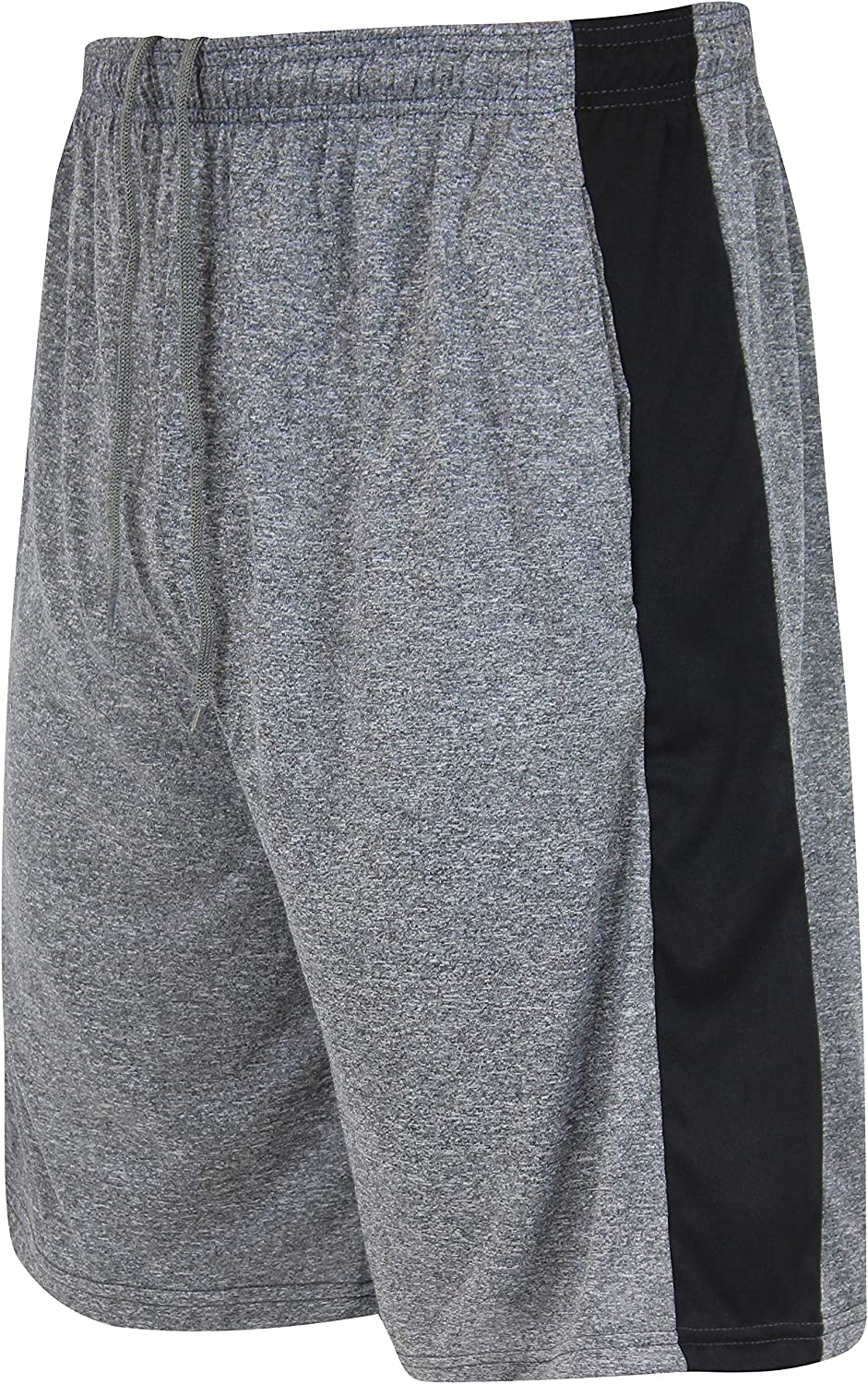 5-Pack Youth Dry-Fit Active Athletic Basketball Gym Shorts with Pockets Boys /& Girls