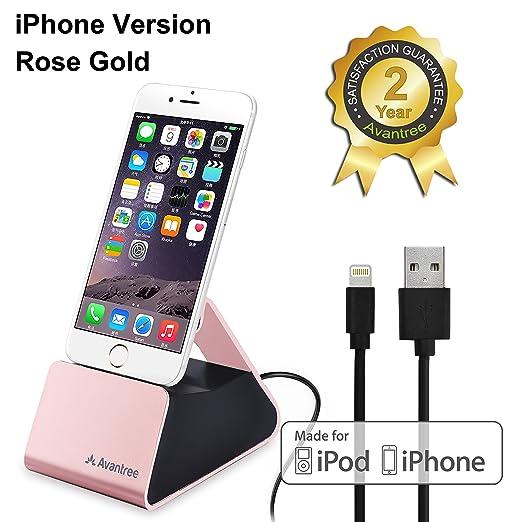 67 opinioni per Avantree CGDK-10I Tablet/Smartphone Oro rosa docking station per dispositivo