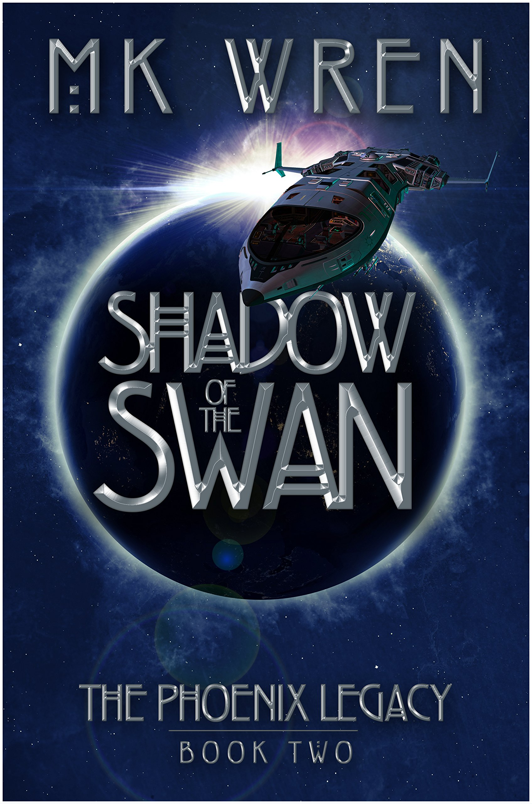 Download Shadow of the Swan: Book Two of the Phoenix Legacy ebook