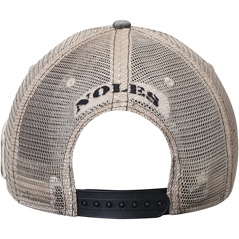 best sneakers cc63e f7efd Amazon.com   Florida State Seminoles Top of the World Declare Trucker  Adjustable Hat Camo   Sports   Outdoors