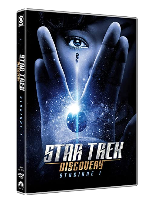 Star Trek: Discovery - Stagione 01 (4 Dvd) [Italia]: Amazon.es: Doug Jones, Shazad Latif, Sonequa Martin-Green, Doug Jones, Shazad Latif: Cine y Series TV
