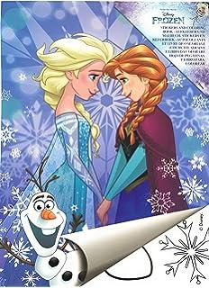 Frozen Anna /& Elsa Metal Federmäppchen Schlampermäppchen mit Reißverschluss NEU