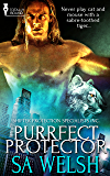Purrfect Protector (Shifter Protection Specialists Inc. Book 1)