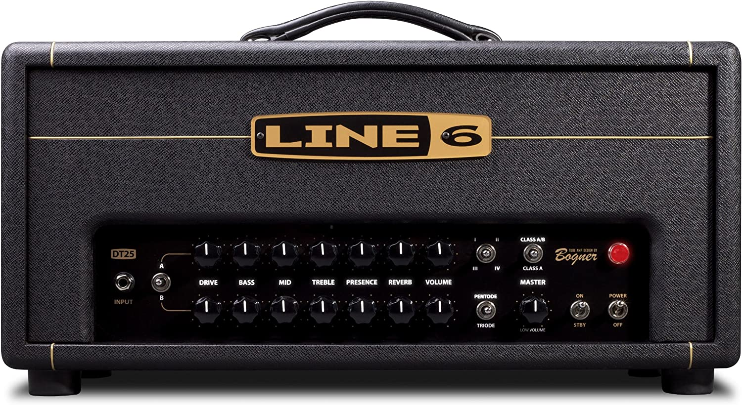 Line 6 99-021-0716 DT25 25W/10W amplificador de guitarra: Amazon ...