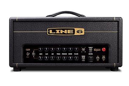 Line 6 99-021-0716 DT25 25W/10W Guitar Amplifier Head Guitars & Gear at amazon