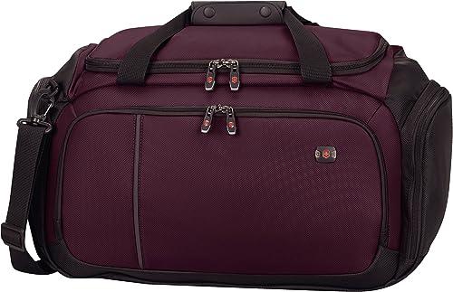 Victorinox Werks Traveler 4.0 Wt Duffel Bag, Purple, 10.2-inch