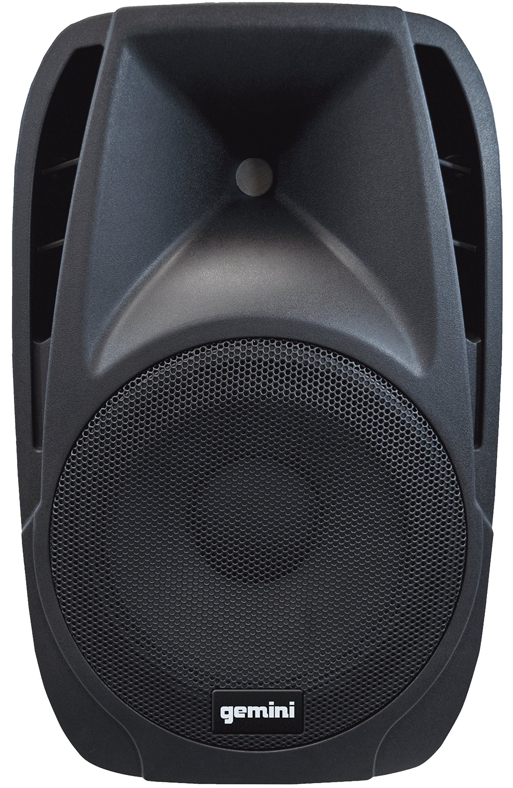 Gemini ES Series ES-210MXBLU Professional Audio Portable PA System with Two 10'' Passive Speakers and Microphone Included, 8 Channel Mixer, 4 Line/Mic Inputs by Gemini (Image #2)