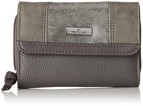 Top Qualität klassische Schuhe Factory Outlets TOM TAILOR Portemonnaie Damen, Juna, 14x10x4 cm, Geldbeutel Damen