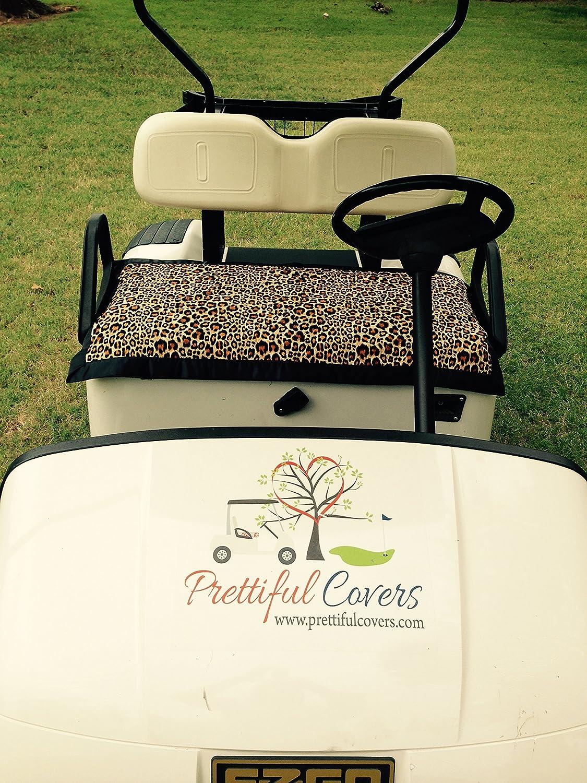 Amazon golf cart seat quilt leopard golf cart accessories amazon golf cart seat quilt leopard golf cart accessories sports outdoors jeuxipadfo Choice Image