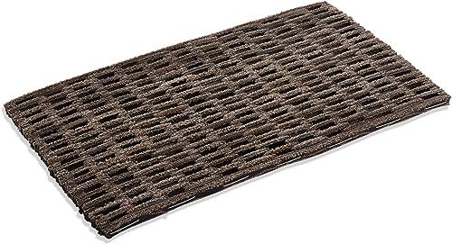 William F. Kempf Cocomats Fluffed Tire Link Mat, 36 X 60