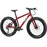 "Mongoose Argus Sport Fat Tire Bicycle 26"" Wheel"