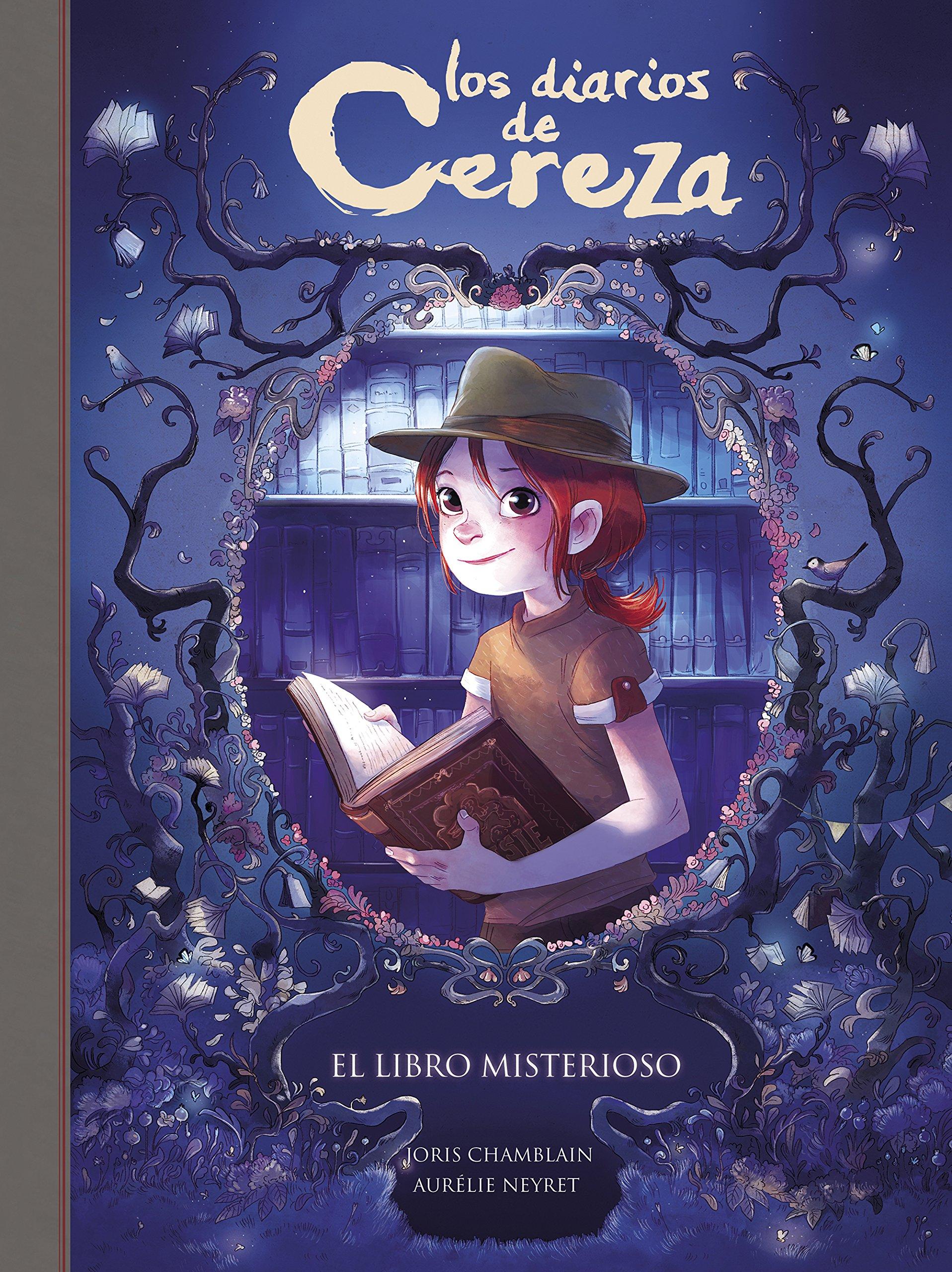 El libro misterioso (Serie Los diarios de Cereza 2): Amazon.es: Joris  Chamblain: Libros