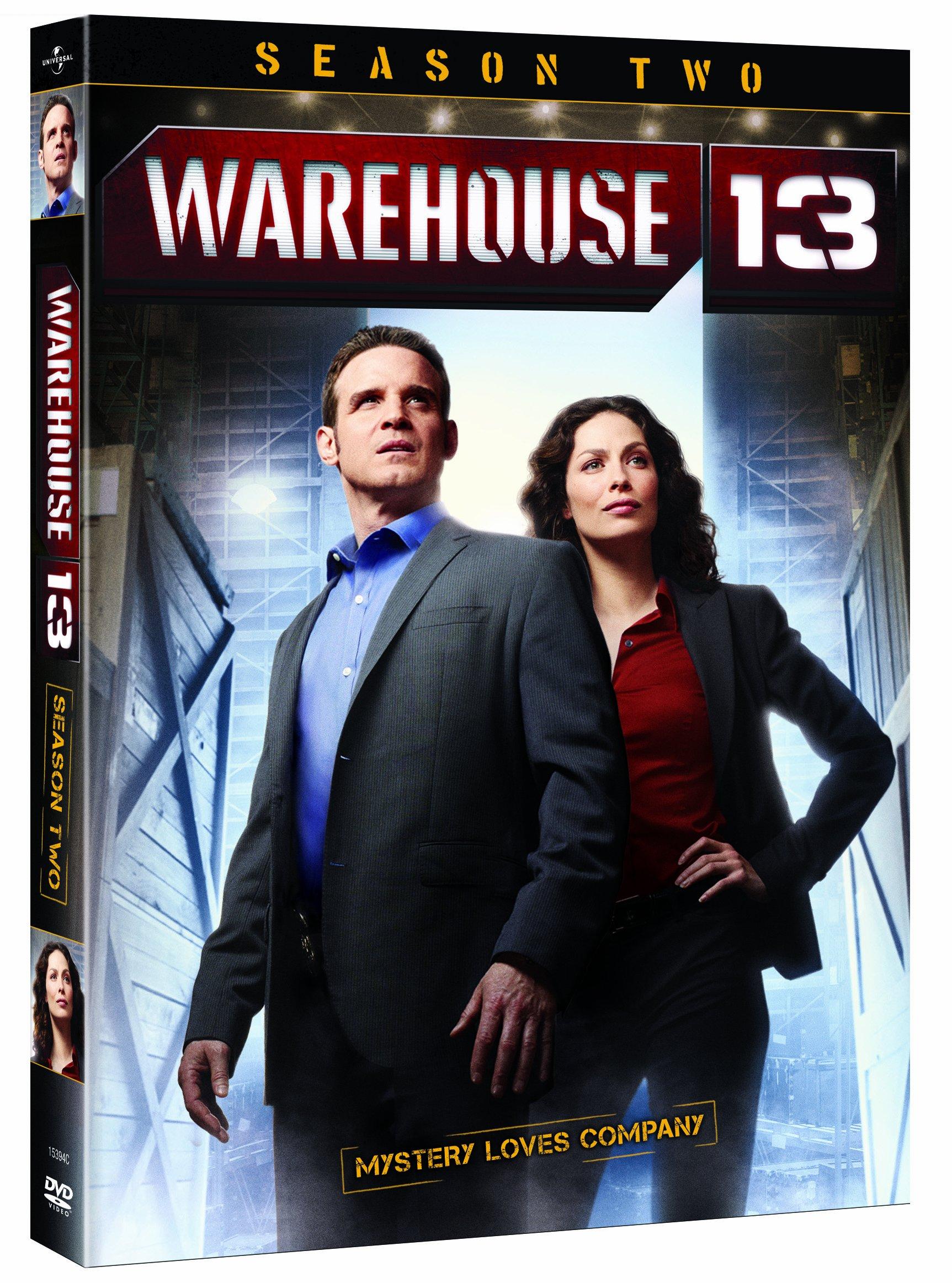 Warehouse 13: Season 2 by Universal Studios Home Entertainment