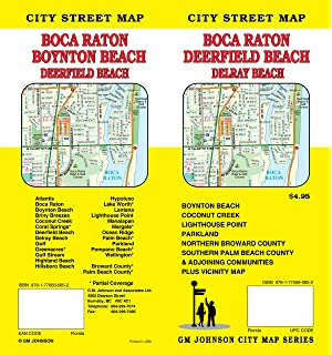Boca Raton / Deerfield Beach / Delray & Boyton Beach, Florida Street on