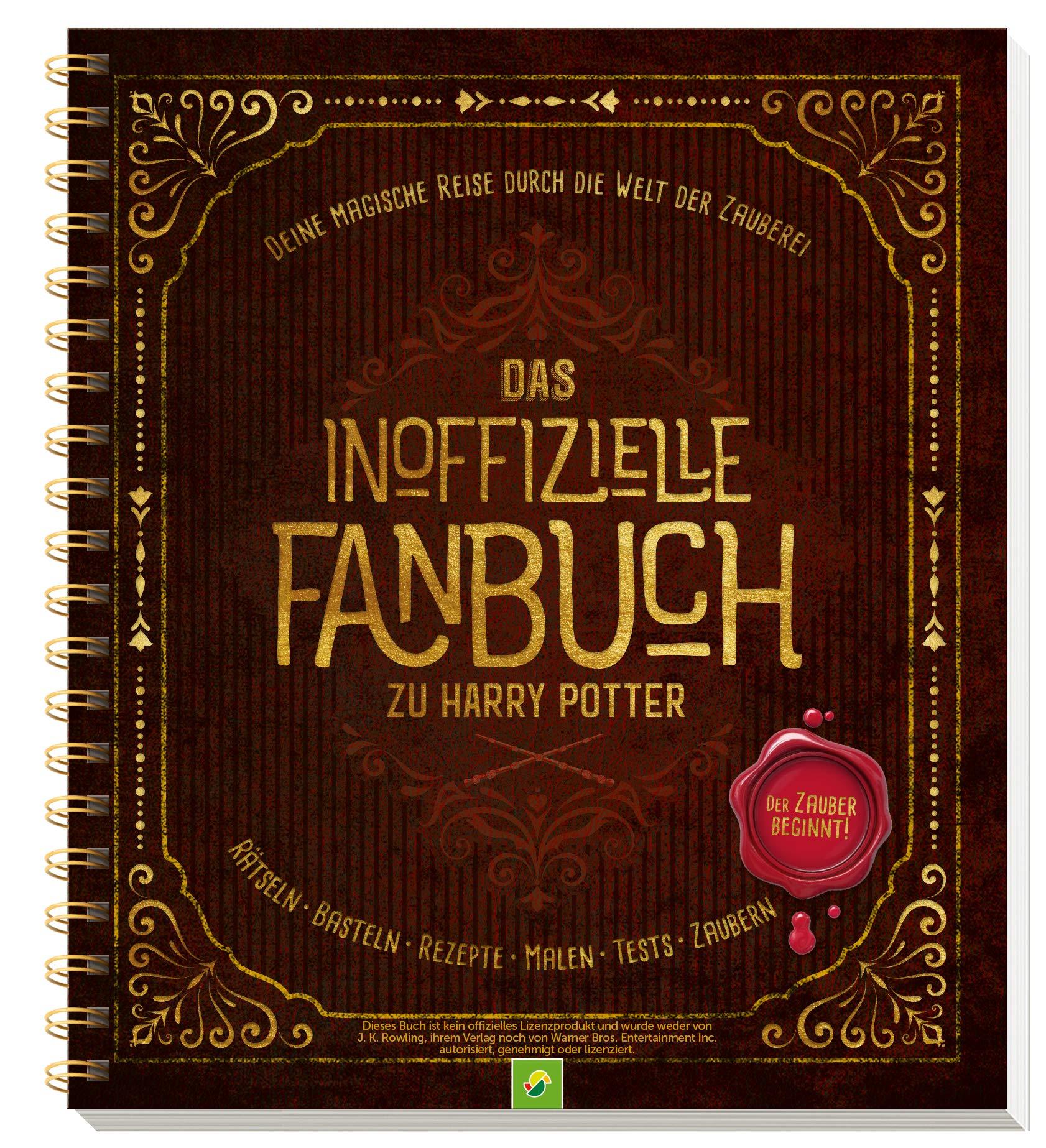 Das Inoffizielle Fanbuch Zu Harry Potter Eine Magische Reise Durch Die Welt Der Zauberei Bensch Katharina 9783849917197 Amazon Com Books