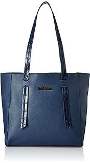 89db06fb47e5 Caprese Women s Tote Bag (Dark Copper)  Amazon.in  Shoes   Handbags