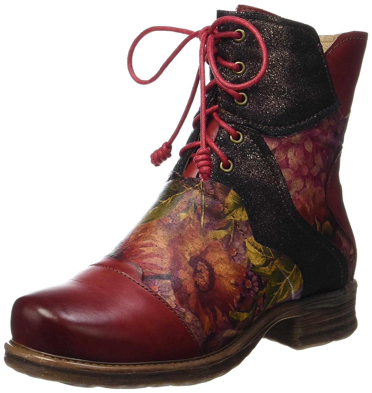 Manitu Damen 961745 (Rot) Stiefel Rot (Rot) 961745 bb60ca
