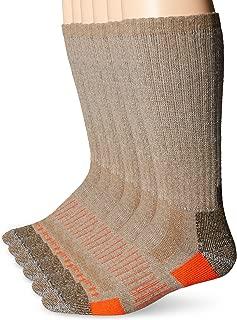 product image for Carhartt Men's 6 Pack All-Terrain Boot Socks
