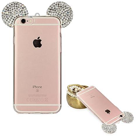 coque iphone 6 souris