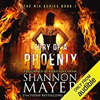 Fury of a Phoenix: The Nix Series, Book 1