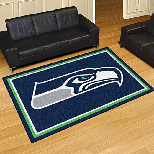 merchandise carpet mat car piece gift shop miami dolphins gear nfl rug afc