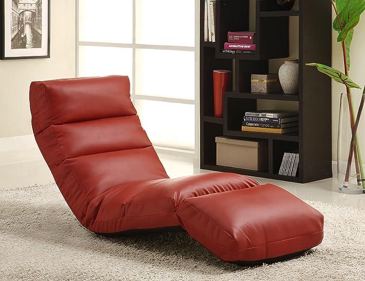 Homelegance 4726RD Adjustable Game Chair