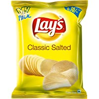 Lay's Potato Chips, Classic Salted Pouch,  30 g