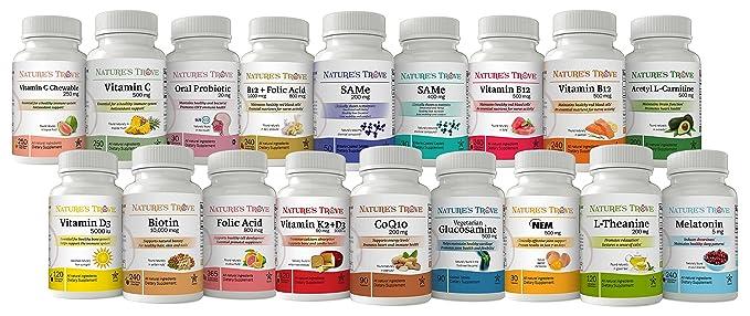 Natures Trove L-teanina 200 mg 120 cápsulas vegetales: Amazon.es: Salud y cuidado personal