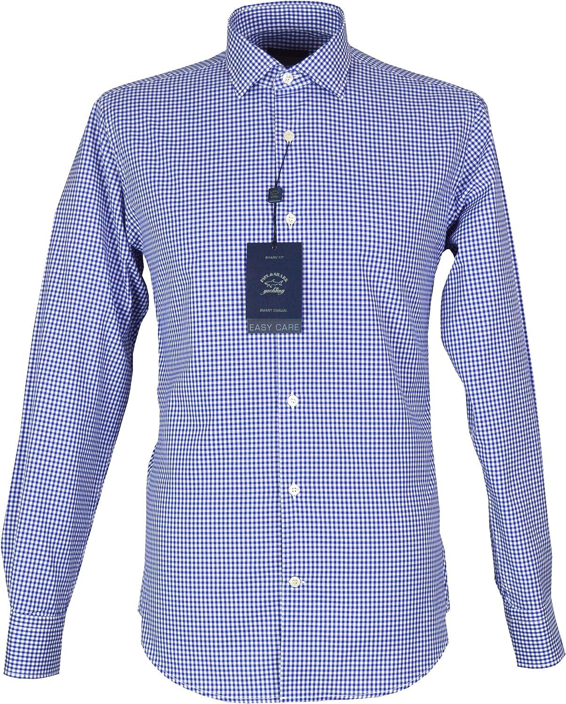 Paul & Shark - Camisa casual - Cutaway - para hombre Azul ...