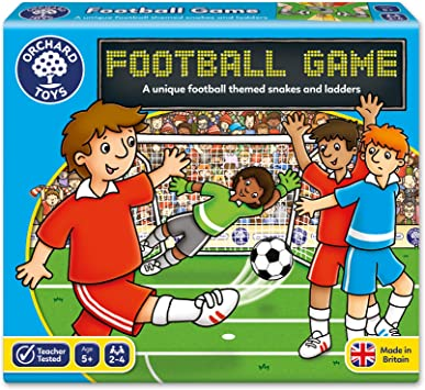Orchard_Toys - Juego de Mesa de fútbol: Orchard Toys Football Game (Assorted Colours): Amazon.es: Juguetes y juegos