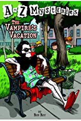 A to Z Mysteries: The Vampire's Vacation Kindle Edition