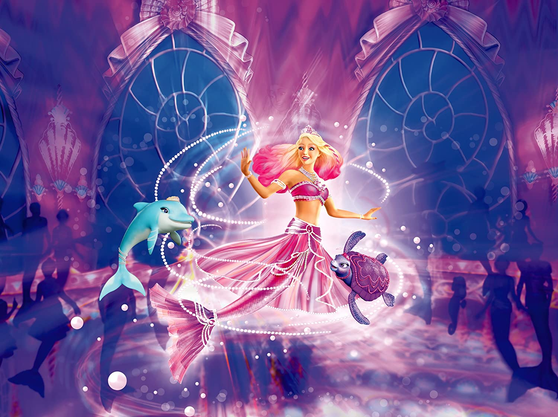 Barbie in Die magischen Perlen Amazon Terry Klassen Zeke Norton DVD & Blu ray
