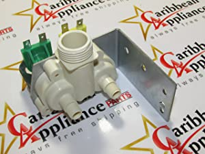 218698900 Refrigerator Water Inlet Valve Genuine Original Equipment Manufacturer (OEM) Part