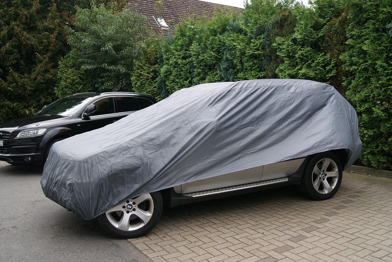 Auto Garage Autoabdeckung Autohülle Gross Sonnenschutz Autoplane Xl Universal 534x178x120cm Auto