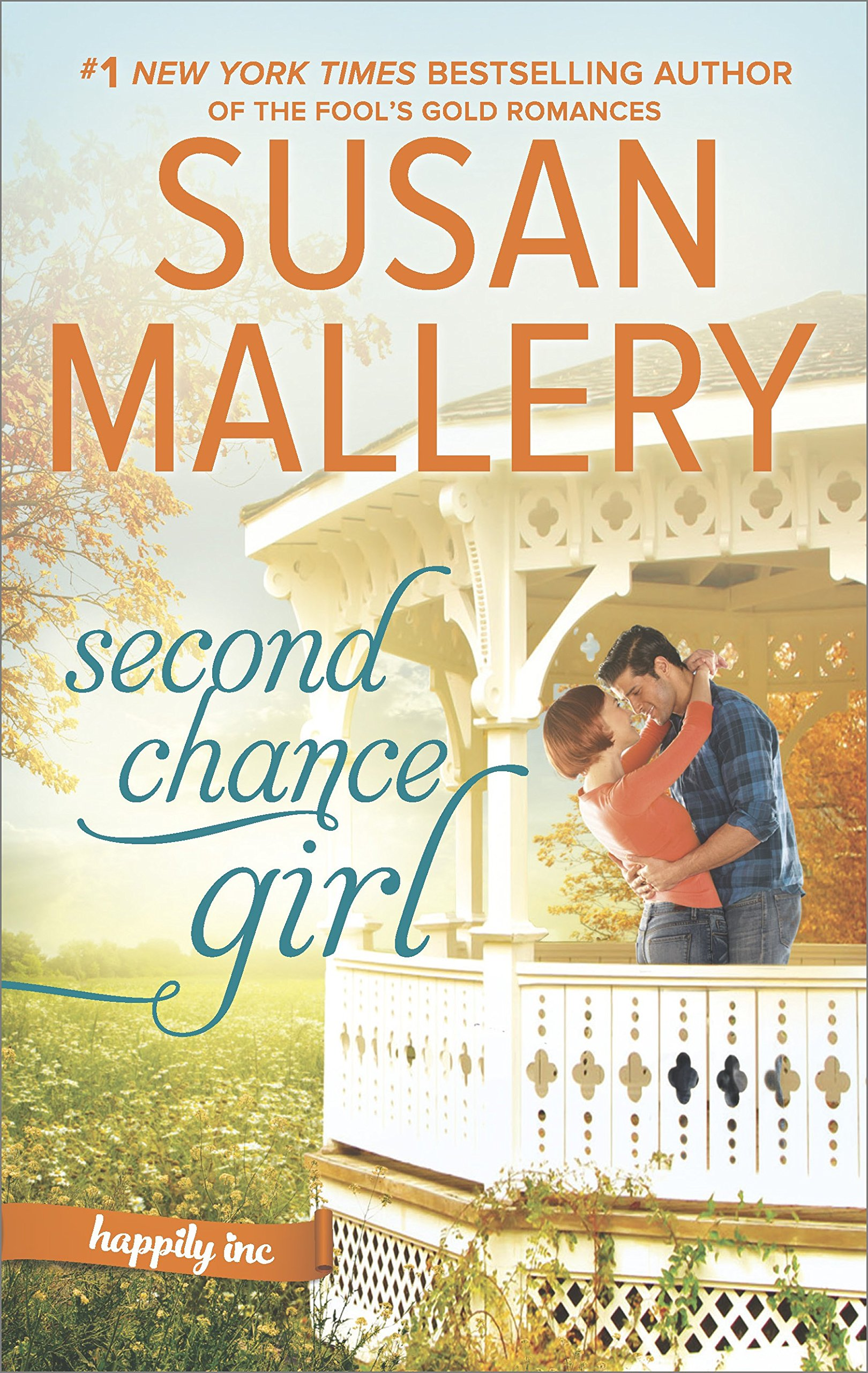Second Chance Girl book cover